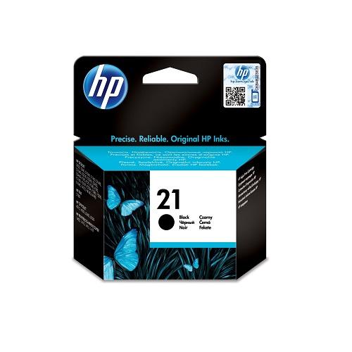 کارتریج جوهرافشان 21 اچ پی مشکی غیر اورجینال HP 21 Black