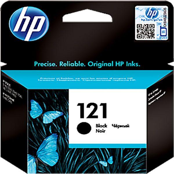 کارتریج جوهرافشان اچ پی 121 مشکی اورجینال HP 121 Black Original Ink Cartridge