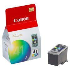 کارتریج جوهرافشان کانن cli-41 رنگی طرح Canon cli-41 Color FINE Ink Cartridge
