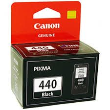 کارتریج جوهر افشان کانن cli-440 مشکی طرح Canon Black Ink Cartridges cli-440