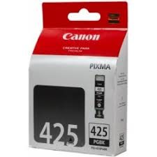 کارتریج جوهر افشان کانن pgi 425 مشکی طرح Canon pgi 425 Black Ink Cartridge