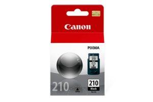 کارتریج جوهر افشان کانن 210 مشکی اورجینال Canon Black original Ink Cartridges CL-210
