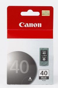 کارتریج جوهر افشان کانن pgi 40 مشکی طرح Canon pgi 40 Black Ink Cartridge
