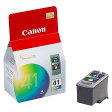 کارتریج جوهرافشان کانن CL 41 رنگی اورجینال Canon CL 41 Color FINE Cartridge