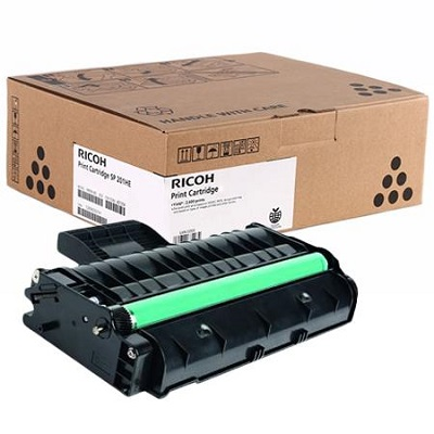 کارتریج اورجینال ریکو SP204SN مشکی RICOH SP204SN Blcak cartridge