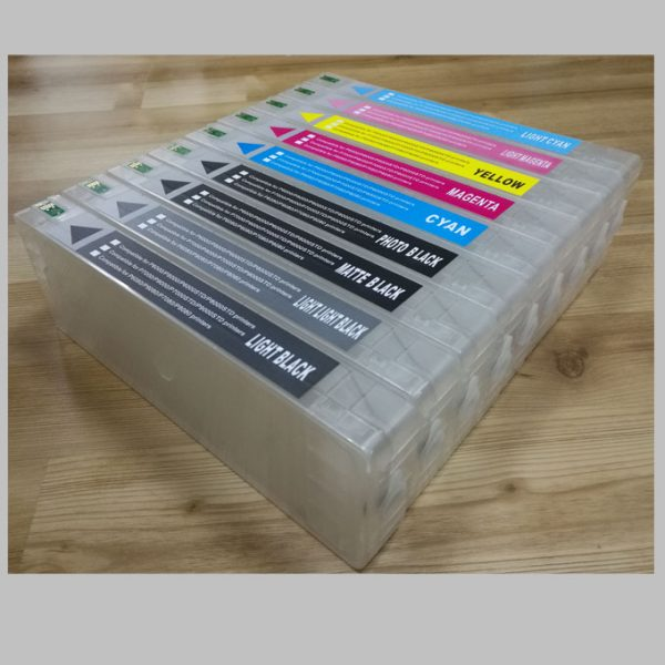 کارتریج قابل شارژ پلاتر اپسون Epson Refillable cartridge P6000