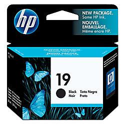 کارتریج جوهرافشان اورجینال اچ پی 19 HP 19 black Cartridge
