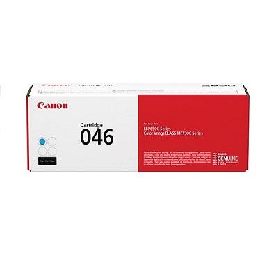 کارتریج اورجینال کانن 046 آبی CANON 046 Cyan Cartridge