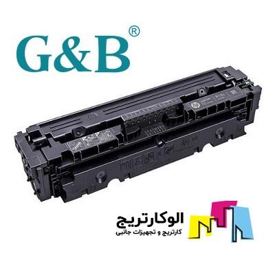 کارتریج جی اند بی HP 410A مشکی HP 410A CF410A Black G&B