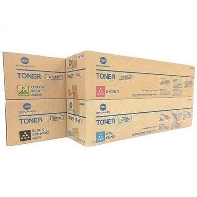 ست کارتریج اورجینال کونیکا مینولتا (Konica Minolta C452 (TN413-TN613