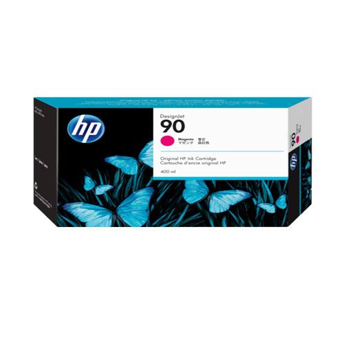 کارتریج جوهری پلاتر HP 90 قرمز اورجینال HP 90 Magenta Ink Cartridge
