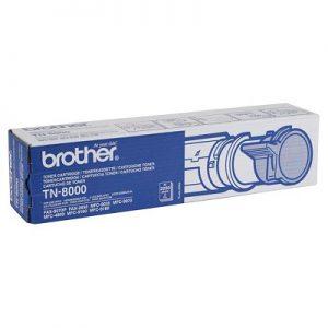 کارتریج طرح اورجینال برادر TN-8000 مشکی BROTHER TN-8000 Black Cartridge