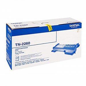 کارتریج طرح اورجینال برادر TN-2260 مشکی BROTHER TN-2260 Black Cartridge