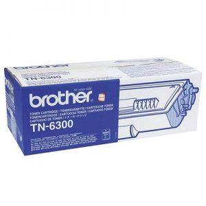 کارتریج طرح اورجینال برادر TN-6300 مشکی BROTHER TN-6300 Black Cartridge