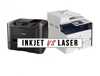 تفاوت پرینتر لیزری و جوهرافشان + ویدیو